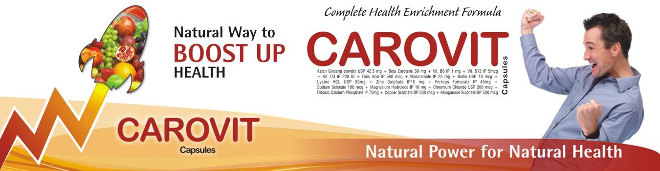 Carovit Capsules