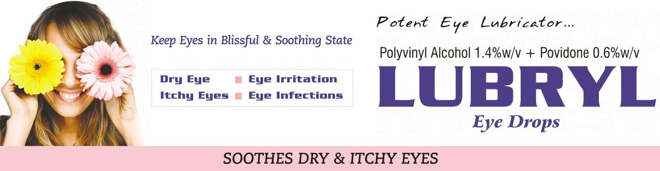 Lubryl Eye Drops