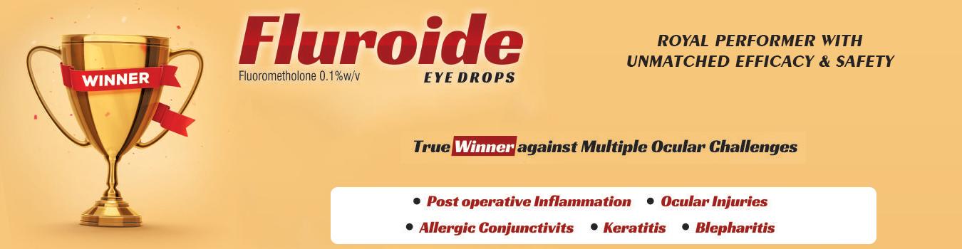 Fluroide Eye Drops