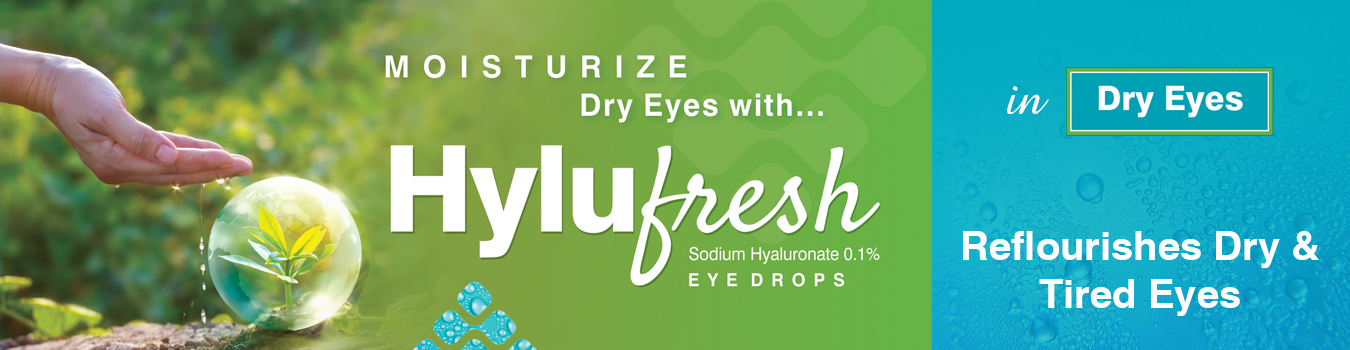 Hylufresh Eye Drops