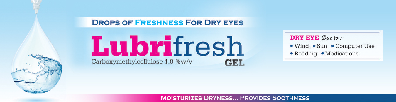 Lubrifresh Gel