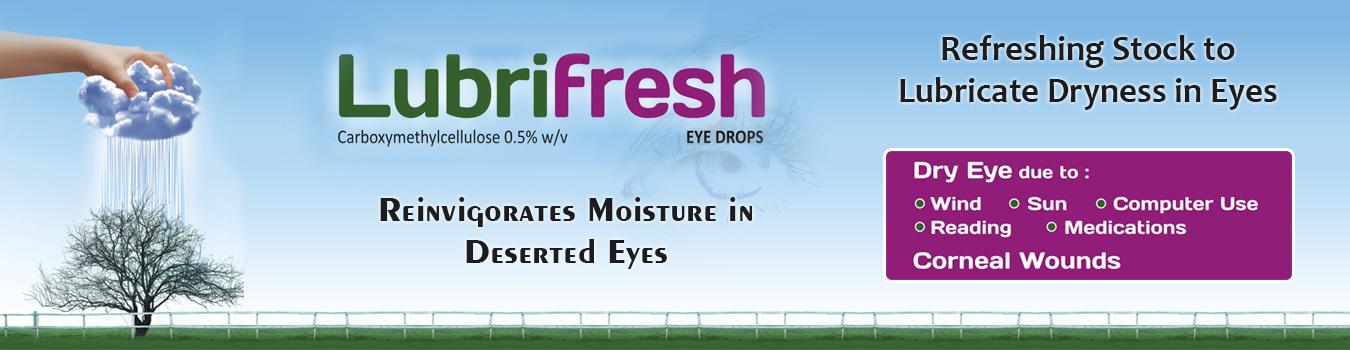Lubrifresh Eye Drops