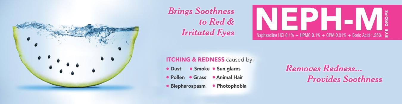 Neph-M Eye Drops