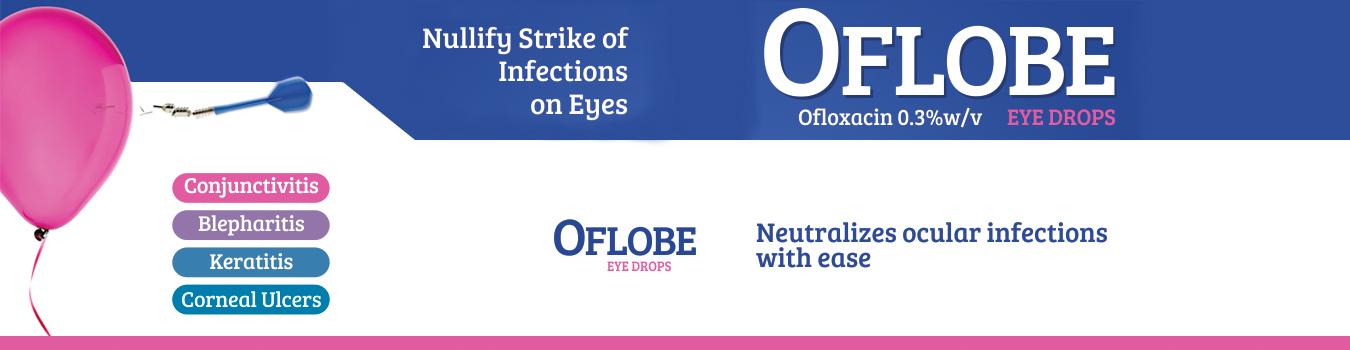 Oflobe Eye Drop