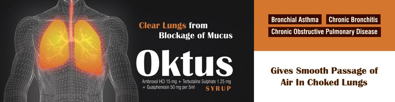 Oktus Syrup