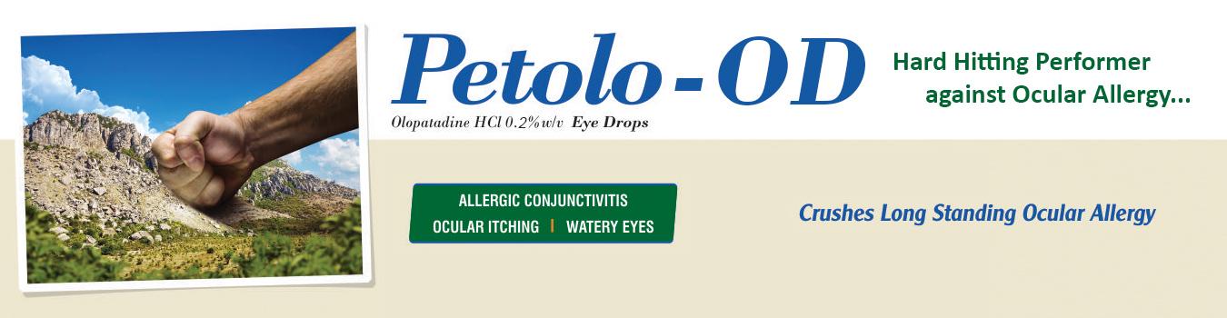 PETOLO - OD Eye Drops