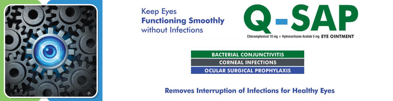 Q-SAP Eye Ointment