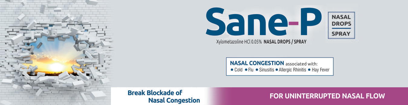 SANE-P Nasal Drops