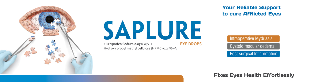 Saplure Eye Drops