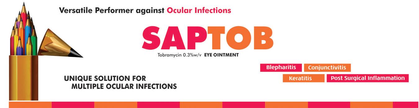 Saptob Eye Ointment