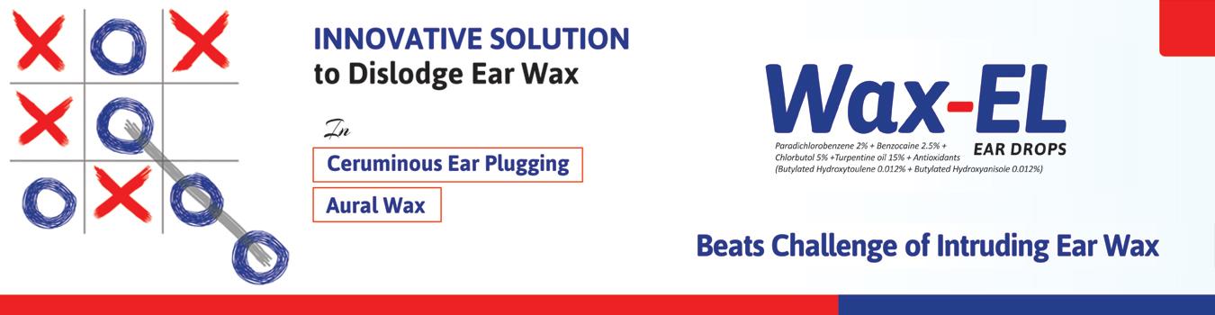 Wax-EL Ear Drops