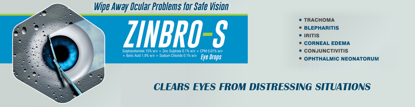Zinbro-S Eye Drops