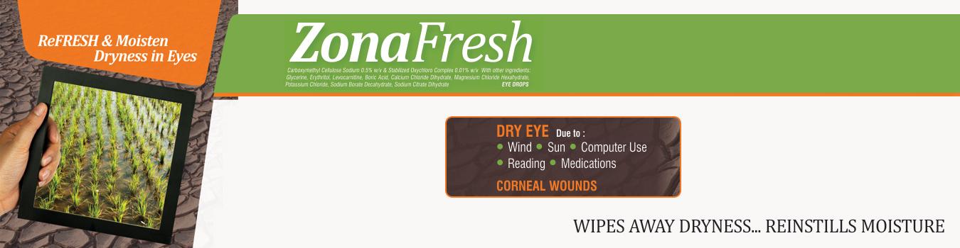 Zonafresh Eye Drops