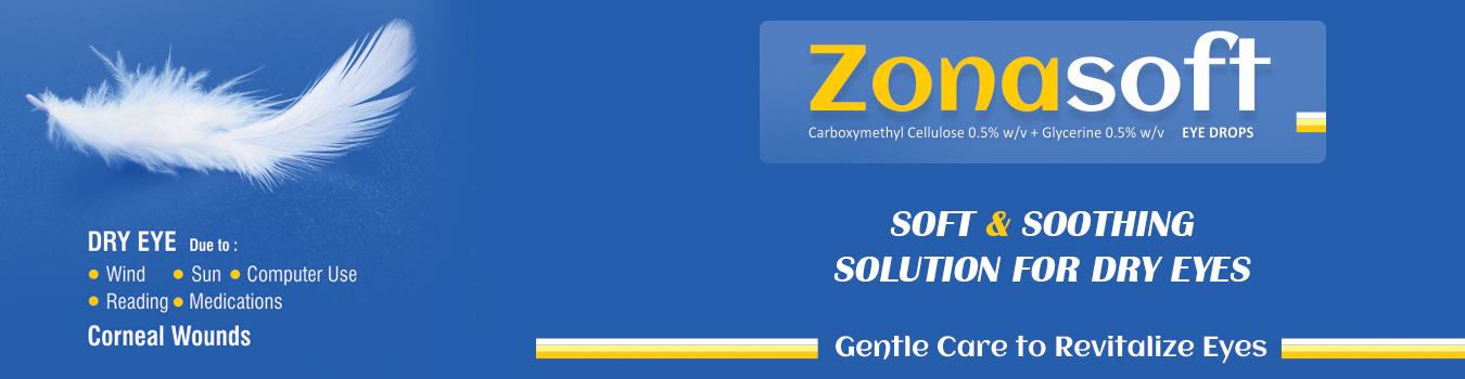 Zonasoft Eye Drops