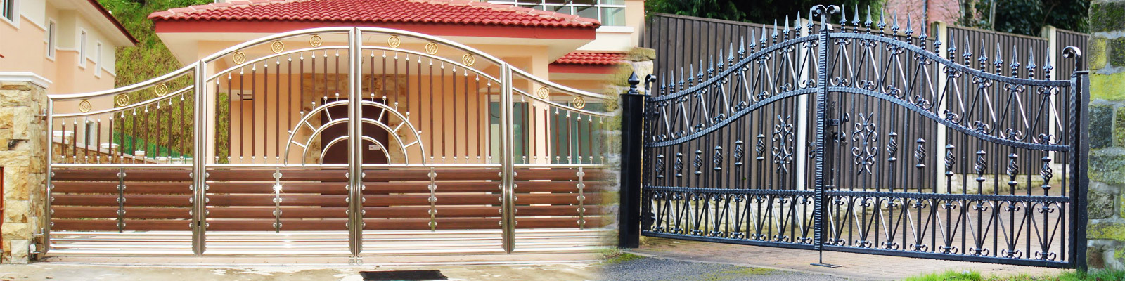 House Iron and Steel Gate Manufacturer in Gurugram