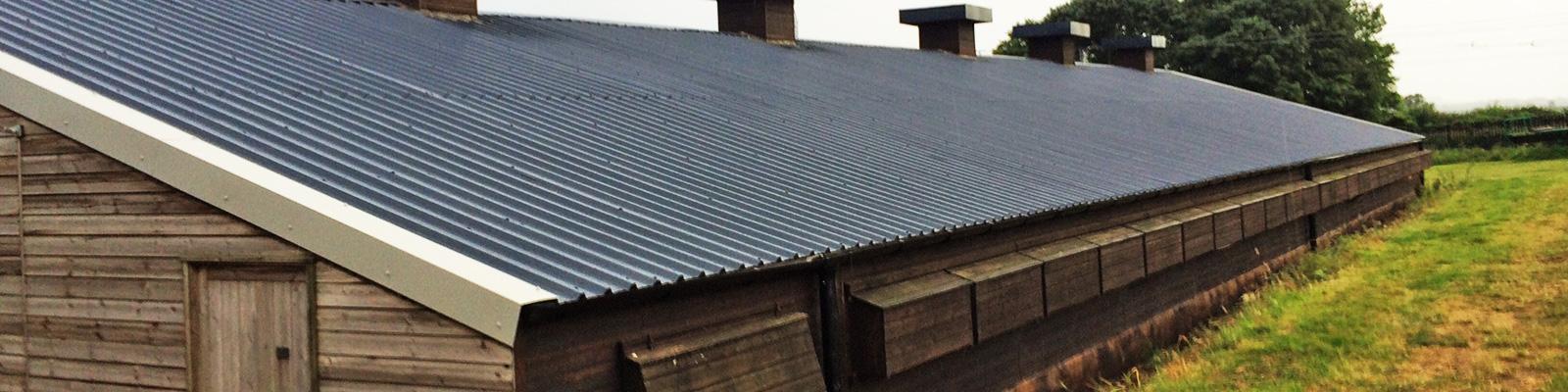Industrial Asbestos Sheds Manufacturer in Gurugram